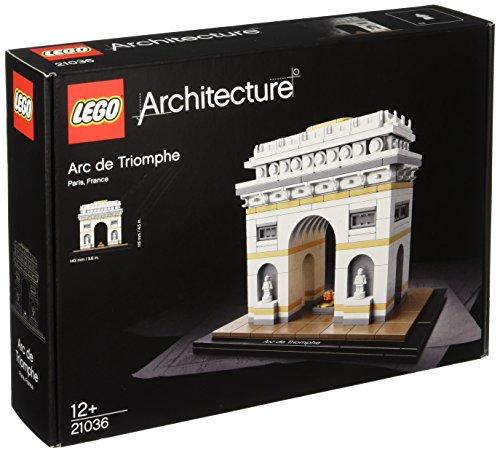 [Amazon Prime] Lego Architecture 21036 - Der Triumphbogen für 22,39 €