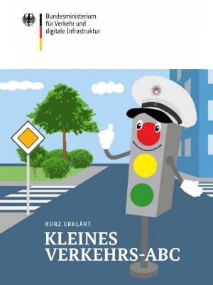 KOSTENLOS - Das kleine Verkehrs-ABC: Kinderbuch mit Spielideen & Rätseln