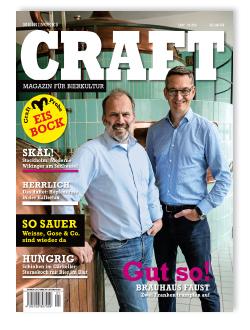 Meiningers Craft (Magazin für Bierkultur) - 1 Ausgabe gratis - kein Abo!