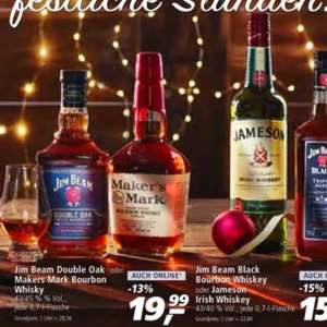 Maker's Mark für 19.99 Euro im Real