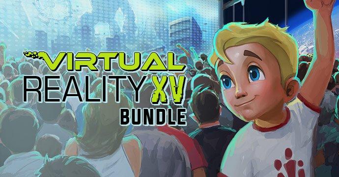 "[VR Steam] Virtual Reality XV Bundle (inkl. ""Breach it"", ""VRobot"" u.a.)"