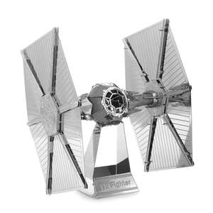 Star Wars: TIE Fighter als 3D Metall-Puzzle - rosegal