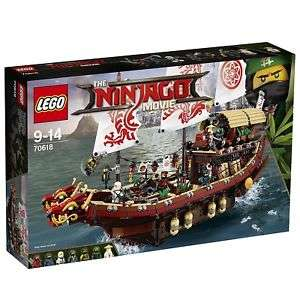 LEGO Ninjago Movie 70618 Ninja Flugsegler