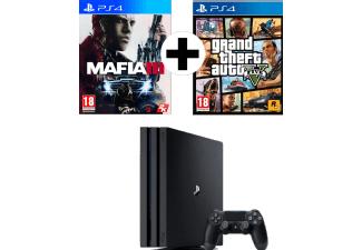 [Mediamarkt Österreich] SONY PlayStation 4 Pro 1TB + GTA V + Mafia III