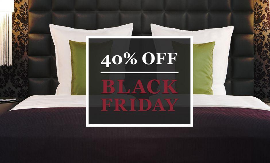 Steigenberger 40% Rabatt am Black Friday auf tagesaktuellen Bestpreis