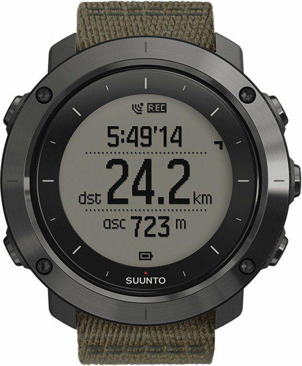 [AUT] Suunto Traverse Slate - GPS Uhr Bestpreis