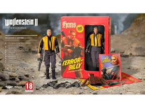 Wolfenstein II: The New Colossus - Collectors Edition (PC/PS4/Xbox One) für 54€