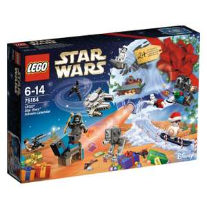 LEGO Star-Wars Advenskalender 2017