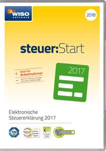 WISO steuer Start 2018 (Download Version)