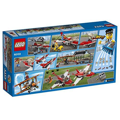 LEGO City 60103 - Große Flugschau 39,99 amazon.de Prime Exklusiv