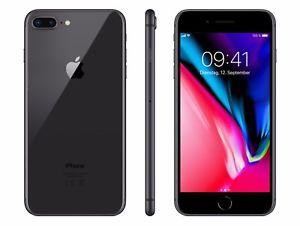 [ebay - iPhones24] Apple iPhone 8 Plus - 64 GB - Space Grau