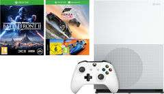 Xbox One S + Forza Horizon 3 inkl. Hot Wheels + Star Wars Battlefront 2 für 170,16€ (Digitec.ch - Schweiz)