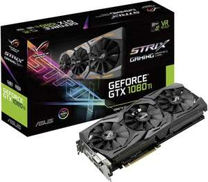 Strix GeForce GTX 1080 Ti OC