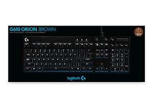 LOGITECH G610 Orion Brown Gaming-Tastatur