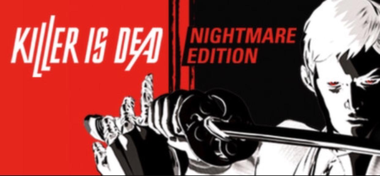 [Humble Bundle] KILLER IS DEAD - NIGHTMARE EDITION kostenlos [Steam]