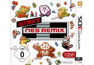 ULTIMATE NES REMIX 3DS bei saturn.de 10 € (Abholung) (GS Eintauschliste)