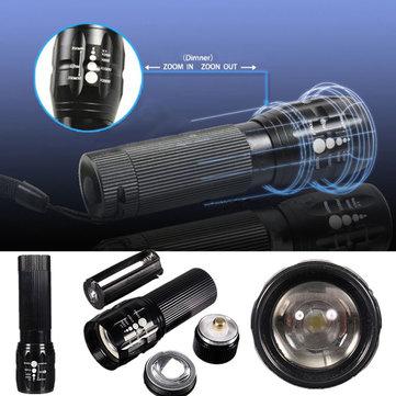 [Banggood] Cree Q5 Taschenlampe 3xAAA aus UK Warehouse