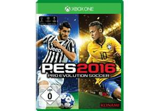 Pro Evolution Soccer 2016 (Xbox One) für 1€ (Saturn)