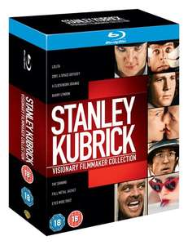 [zavvi] Stanley Kubrick Collection (8 Blurays) für 14,69 € + Versand