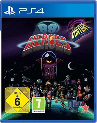 88 Heroes PS4 für 9,99€ bei Amazon