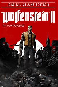 Wolfenstein II: The New  Colossus inkl. Season Pass, digital - nur für Gold-Mitglieder 45€ in DE- oder 34€ im US-Store