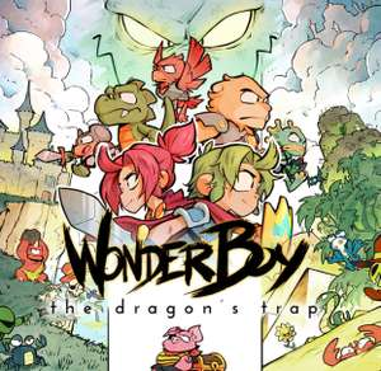 Wonderboy: The Dragon's Trap für Nintendo Switch für 10,83€ / 13,99€ (statt 19,99€)
