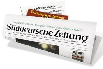 2 Wochen kostenlos die Süddeutsche Zeitung. Endet automatisch!