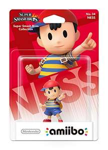 Amazon Prime Amiibo Figur Ness Smash Bros. Collection