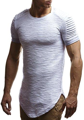 [Amazon] LEIF NELSON Herren oversize T-Shirt Sweatshirt
