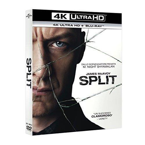 SPLIT [Ultra HD Bluray] @ Amazon Spanien 15,57€ inkl Versand