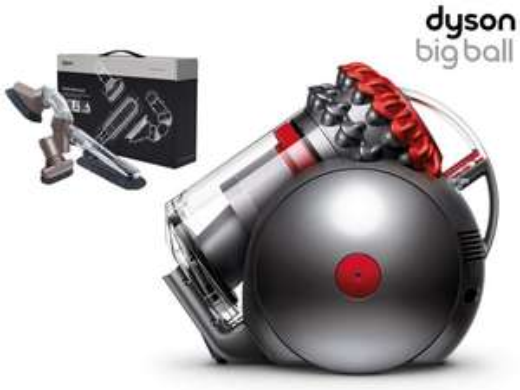 Dyson Big Ball Allergy Staubsauger | Hauspflege-Set