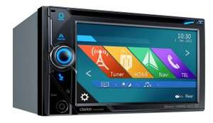 CLARION NX405E - 2 DIN NAVIGATIONSRADIO | DVD | HDMI | USB | BLUETOOTH (just-sound.de)