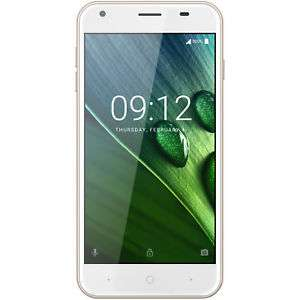 "Acer Liquid Z6: Dual Sim + LTE, 5"" HD IPS, 8MP Kamera, MT6737 Quadcore, 1GB RAM, 8GB (microSD), 2000mAh wechselbar, Android 6 für 46,75€ (eBay Plus)"