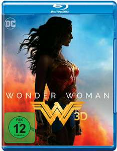 Amazon: Wonder Woman 2D/3D BluRay für 12,97€/18,97€ und 4K (+2D) für 19,97€