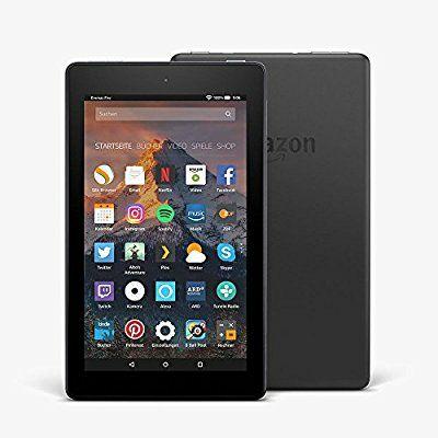 Das neue Fire 7-Tablet mit Alexa, 17,7 cm (7 Zoll) Display, 8 GB (Schwarz), mit Spezialangeboten für Prime-Kunden für 39,99€ [Amazon]
