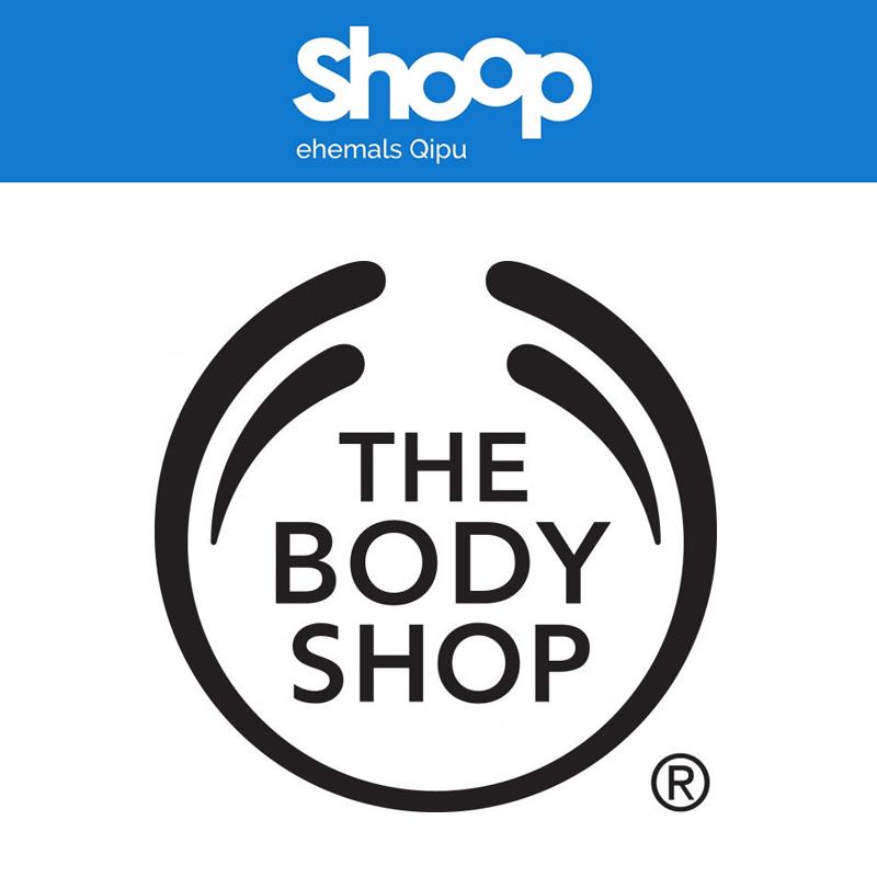 Shoop - The Body Shop: 15% Cashback + 25% Rabatt auf ausgewählte Artikel