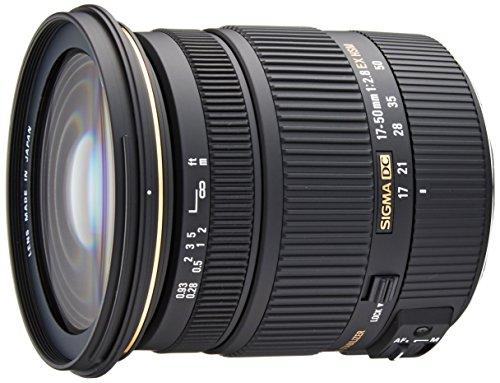 Sigma 17-50 mm F2,8 EX DC OS HSM-Objektiv für Canon oder Nikon