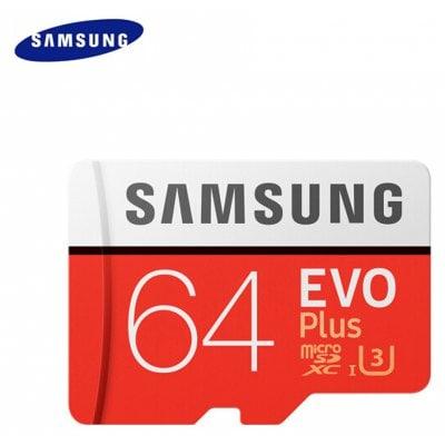 Samsung UHS-3 64GB Micro SDXC Memory Card [Gearbest]