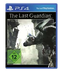 [real online] The Last Guardian PS4 PlayStation 4 (Marktlieferung kostenlos)