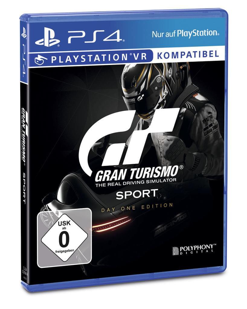 GT Sport für die PS4 bei Real nur heute für 29,95 Euro