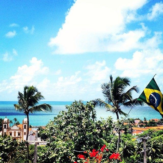 Flüge: Brasilien [März - Juni] - Hin- und Rückflug von Köln nach Recife ab nur 372€
