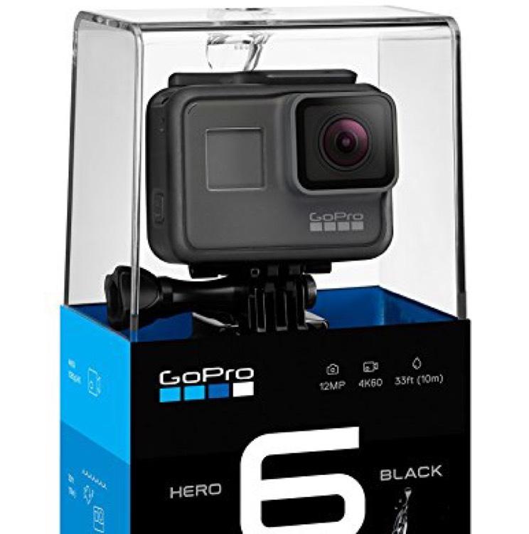 GoPro Hero 6 (Amazon)