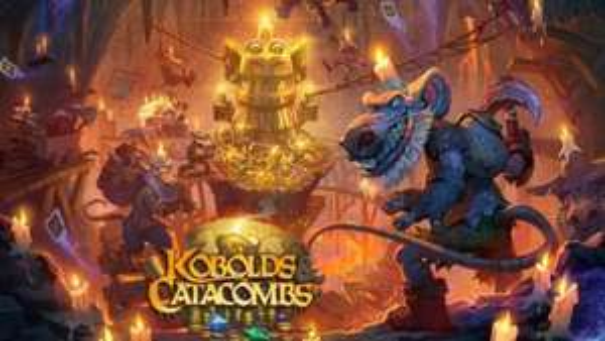 Kobolds and Catacombs Hearthstone Erweiterung 50 Packs für 38,50