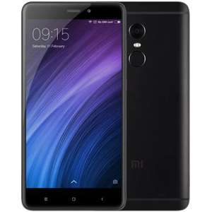 [Gearbest] Xiaomi Redmi Note 4 schwarz Global  4GB RAM, 64GB Rom,  Android 7