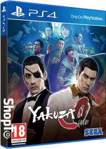 [PS4][UK] Yakuza 0