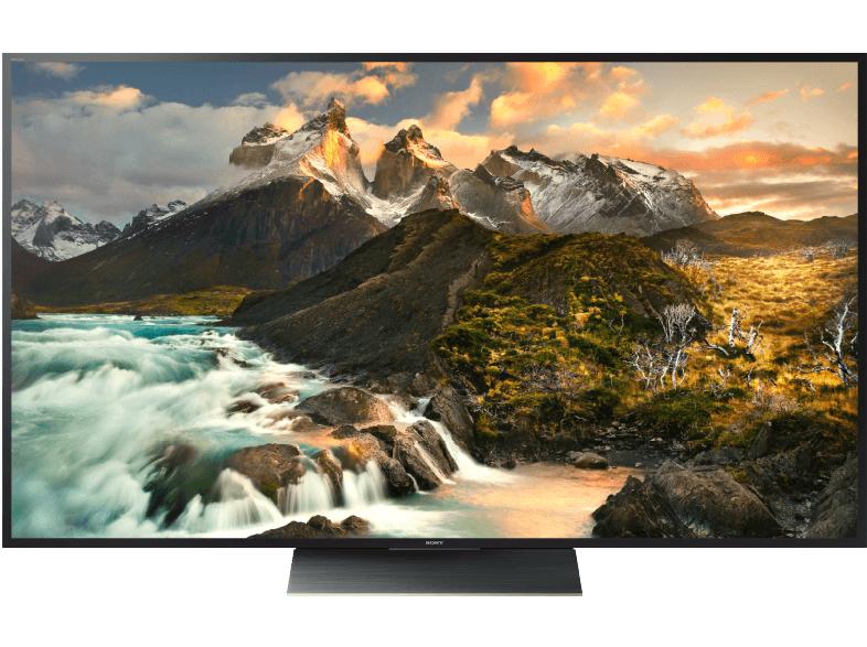 """Media Markt Elmshorn """"Sony KD-65 ZD9""""  UHD 4K, SMART TV, Android TV, 3D"""