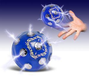 """""""Shock Ball"""" - das Erwachsenen Trinkspiel mit Schockeffekt für rund 5€ @ thehut/Zavvi"""