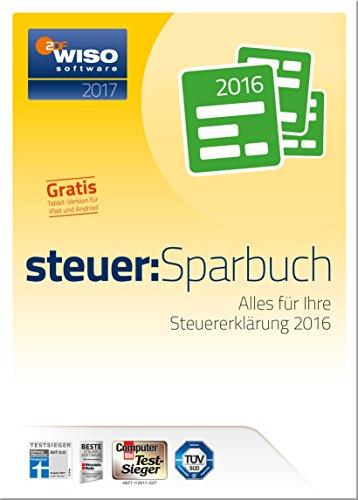 WISO Steuer:Sparbuch 2017 / 2017 Mac