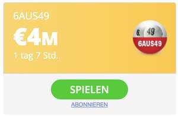 10x Lotto für 5€ bei Jackpot.com