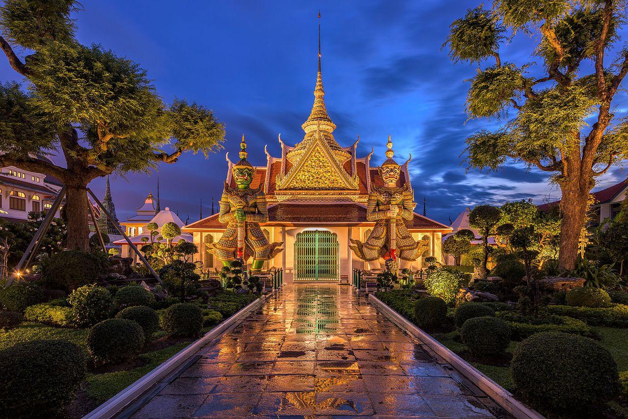 Hin- und Rückflug: München nach Bangkok mit Etihad (NOV-DEZ) inkl. Gepäck ab 373€